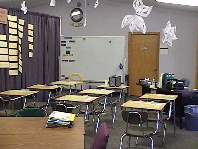 5th and 6th grade classroom